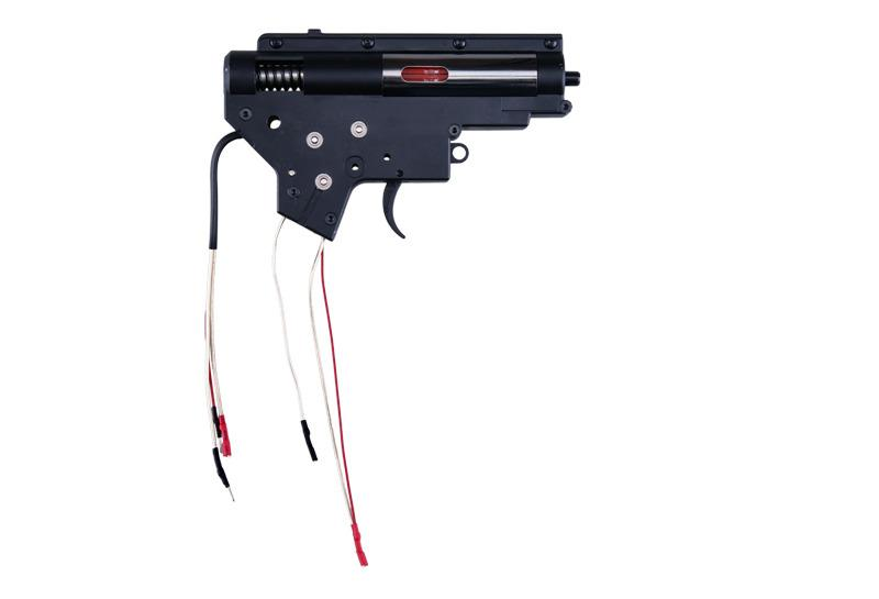 8MM COMPLETE GEARBOX SUPERPOWER REAR WIRING