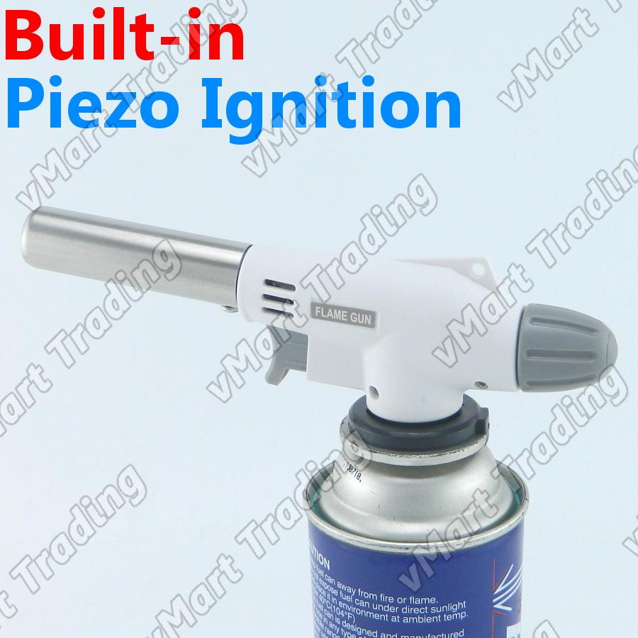 920 Multi-Purpose Butane Gas Torch with Auto Ignition