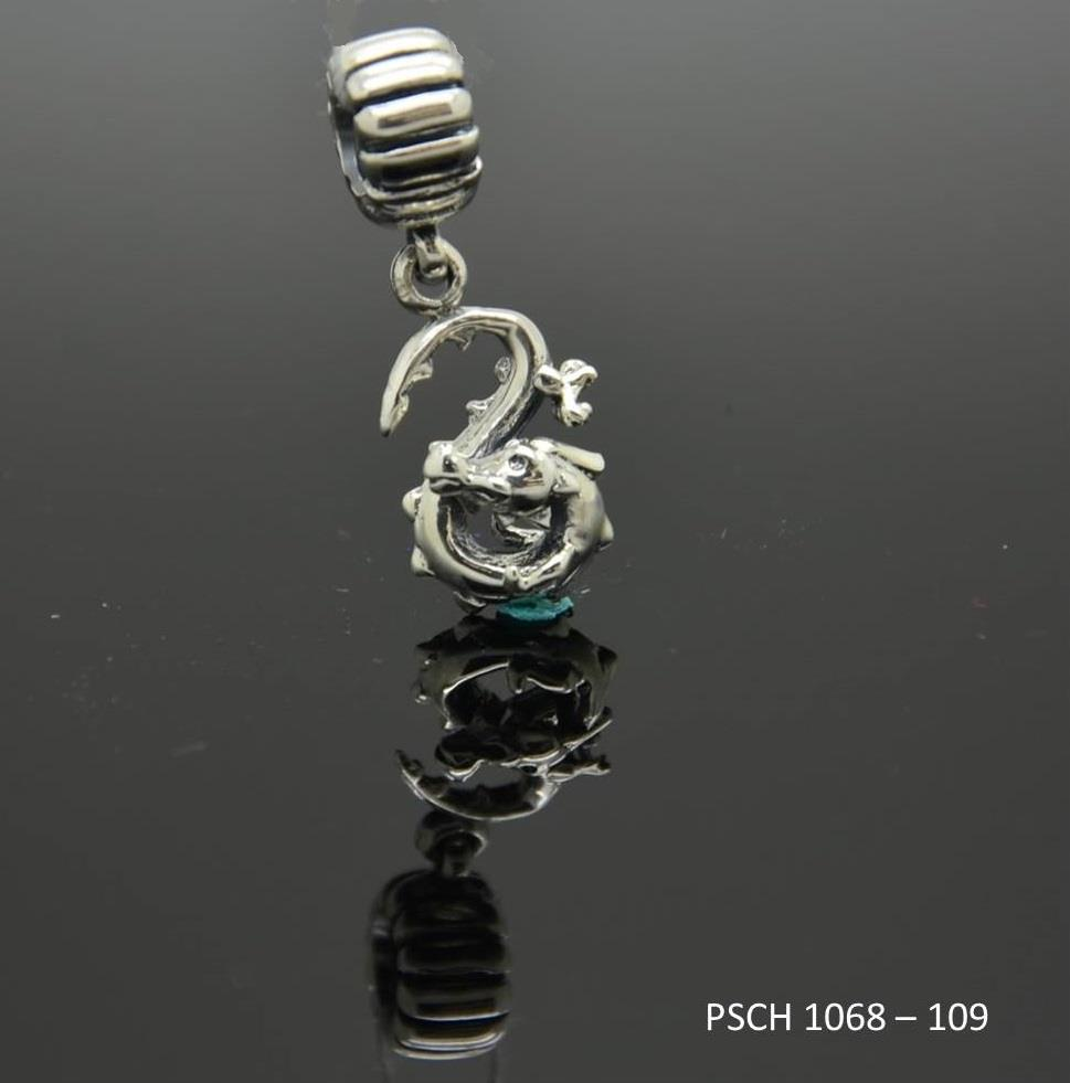 925 silver charm PSCH 1068