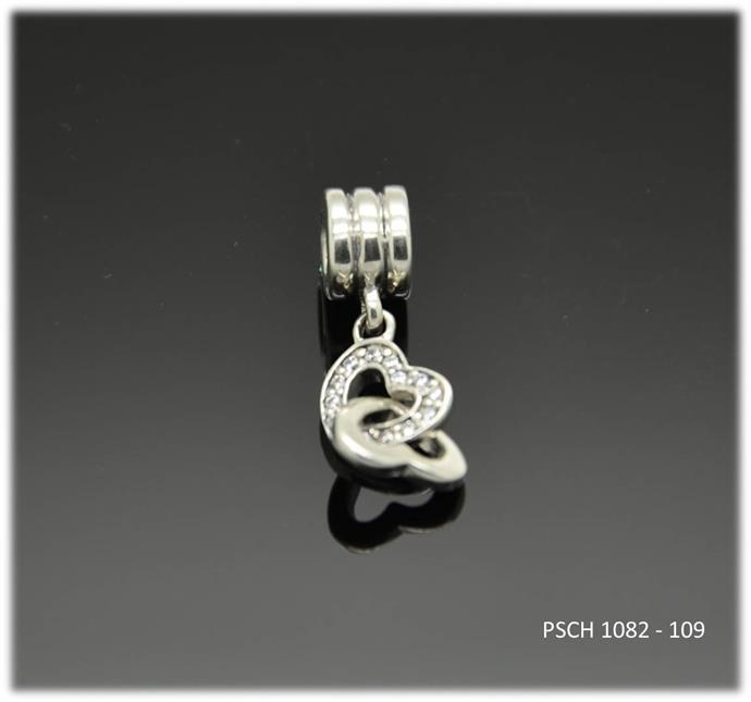 925 silver charm PSCH 1082