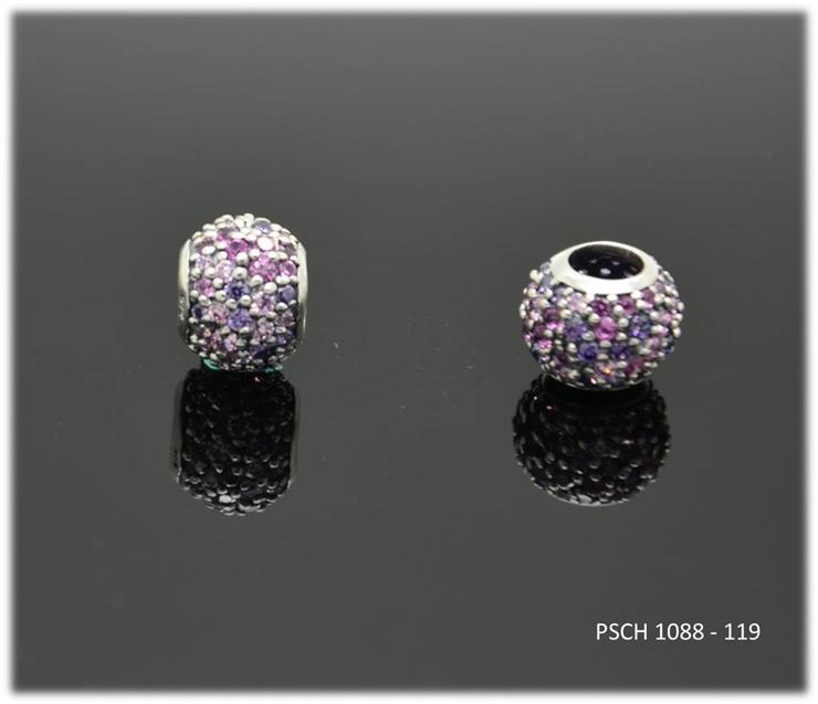 925 silver charm PSCH 1088