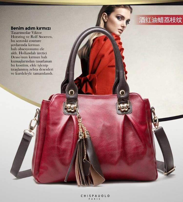 A1118-Red  Handbag, Backpack, Laptop Notebook iPhone Tablet Beg