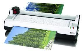 A3 SIZE HEAVY DUTY 6 IN 1 LAMINATOR ,TRIMMER ,CUTTER - 2 YR WARRANTY