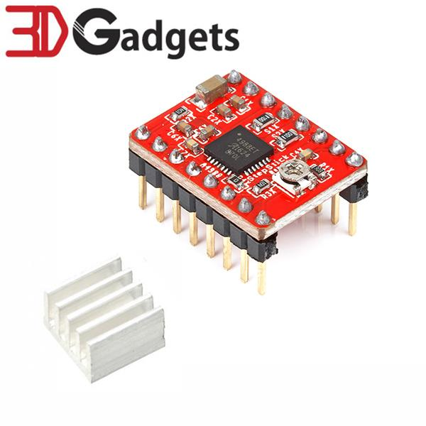 A4988 Max 2A Stepper Motor Driver for 3D Printer