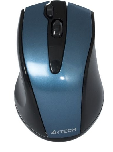 A4TECH Mouse Wireless PADLESS (G9-500F) BLUE