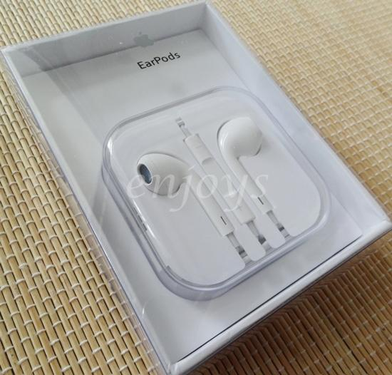 AAA OEM EarPods Earphone Handsfree Apple iPhone 6S 6 Plus 5S iPad Pro