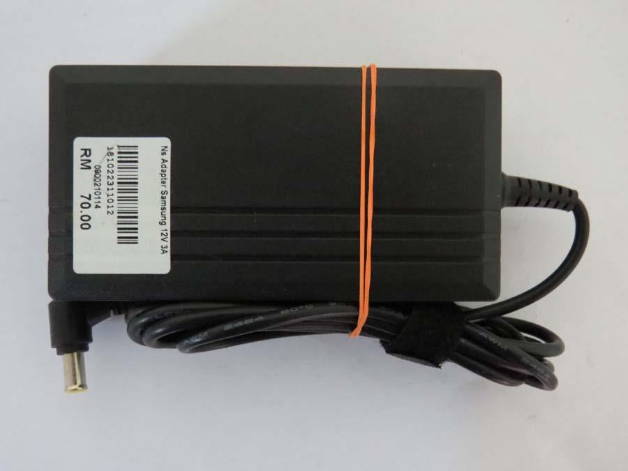 AC Adapter Samsung 12V  3A