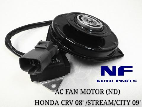 AC Fan Motor for Honda CRV 08' / Stream / City 09'