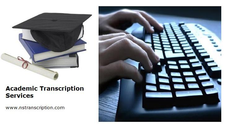 Academic Research Transcription Services