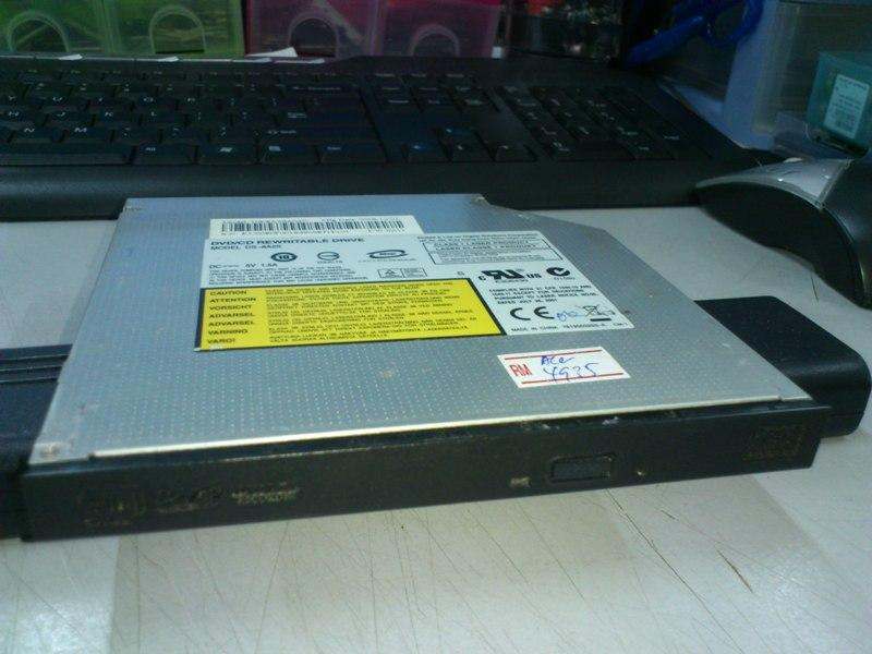Acer Aspire 4935 Notebook DVD-RW Drive 230813