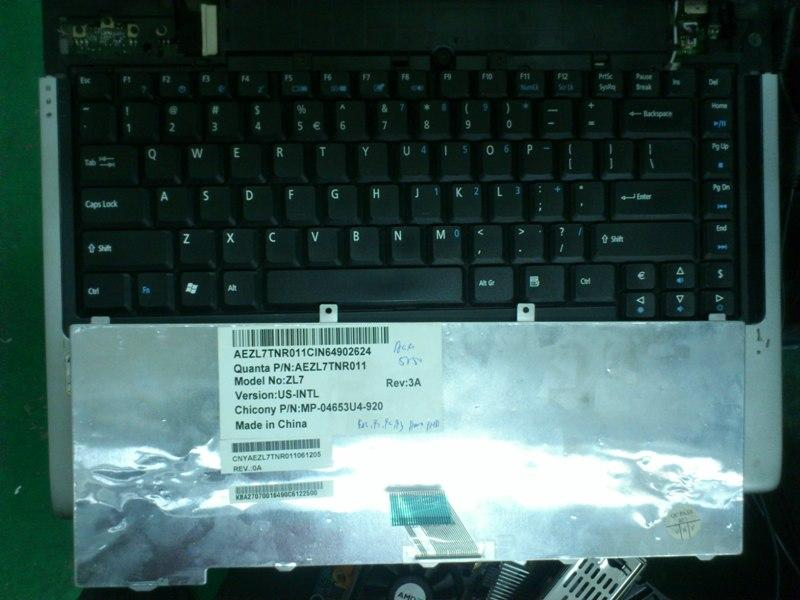 Acer Aspire 5050 Notebook Keyboard 271213