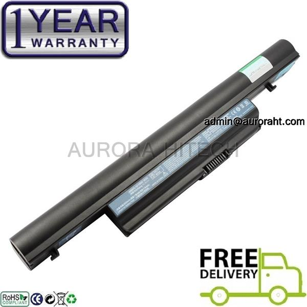 Acer Aspire TimelineX 4820TG 5850TG 3820T AS7745G 7800mAh Battery