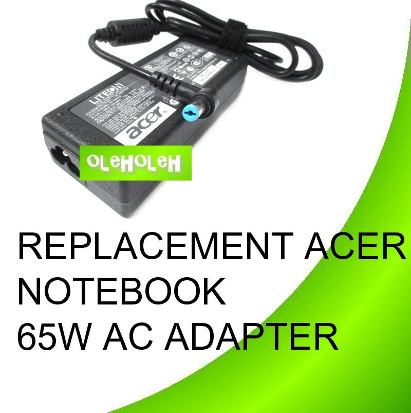 Acer Compatible Notebook Adapter 65W 19V 3.42A