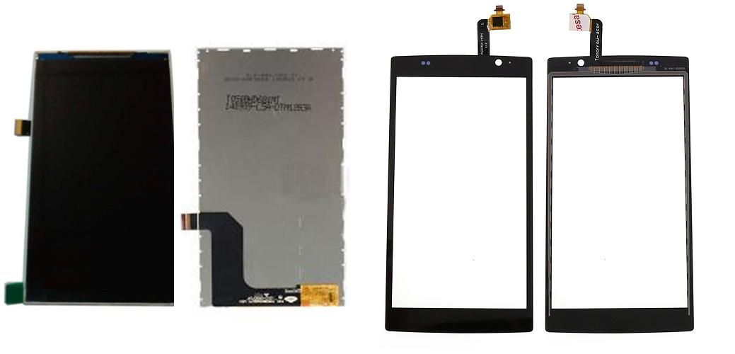 Acer Iconia Liquid Z500 Display Lcd / Digitizer Touch Screen
