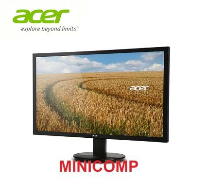 Acer K202HQL bd Black 19.5' 5ms Widescreen LCD Monitor 200 cd/m2 ACM 1