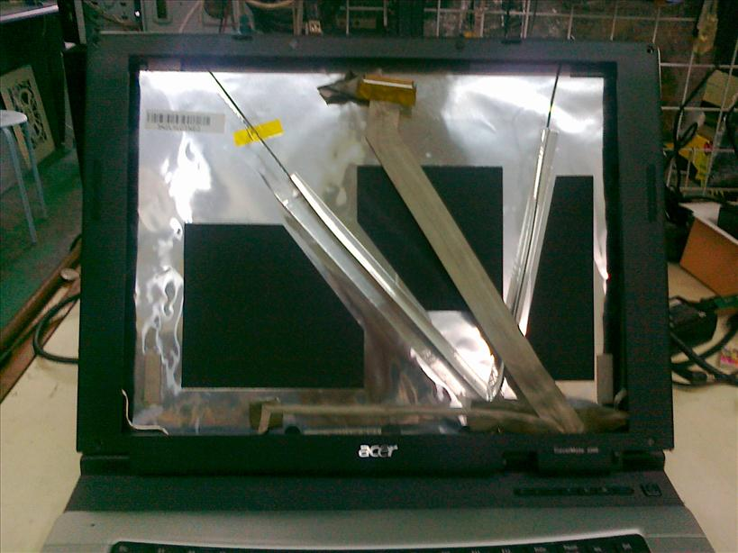 Acer Travelmate 2300 4000 series LCD Cover 260811