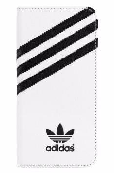Adidas Booklet Case for iPhone 6 (4.7') - White/Black