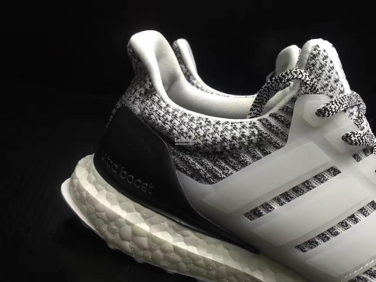 Adidas Ultra Boost M 3.0 Oreo Black and White Ultraboost S 80636