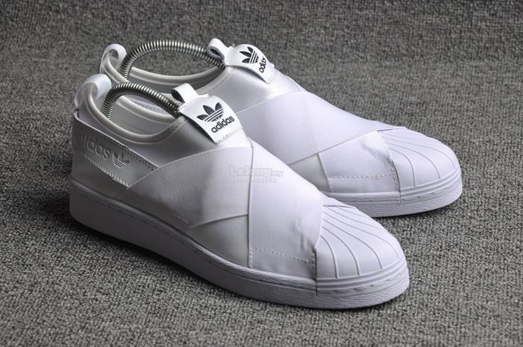 ADIDAS SUPER STAR SLIP ON