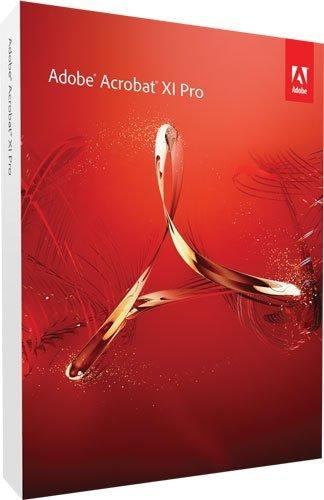Adobe Acrobat Professional XI Pro-Genuine License Full Version