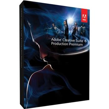Adobe Creative Suite 6 Production Premium -  Windows