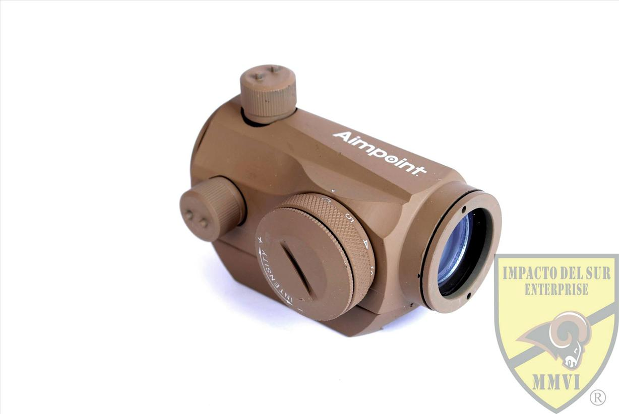 AIMPOINT T-1 MINI 1X21 RED ILLUMINATION (TAN)