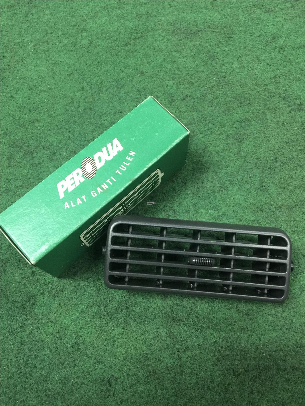 Aircon AC vent for Kancil (REGISTER ASSY, INSTRUMENT PANEL CENTER)
