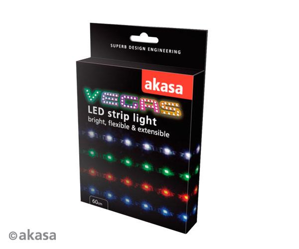 AKASA 15LED / 60CM LED STRIP LIGHT (AK-LD02-05)