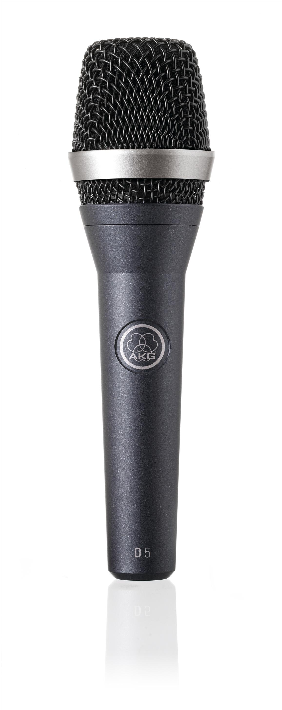 AKG Pro D5 S - Stage Microphone dynamic mic D 5 with on/off switch
