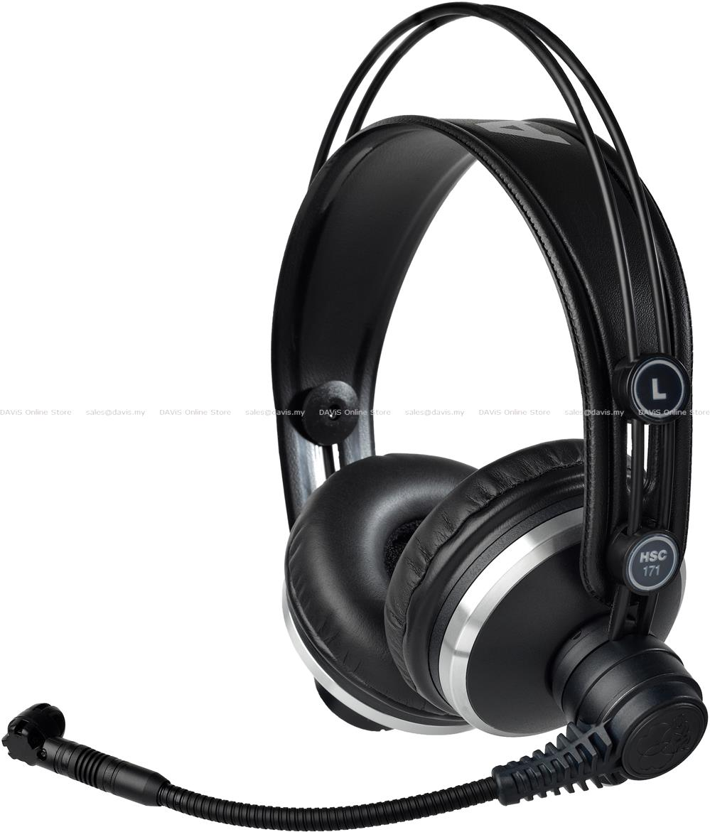 AKG Pro HSC171 ^ Pro Headsets for live recording ^ Free S&H
