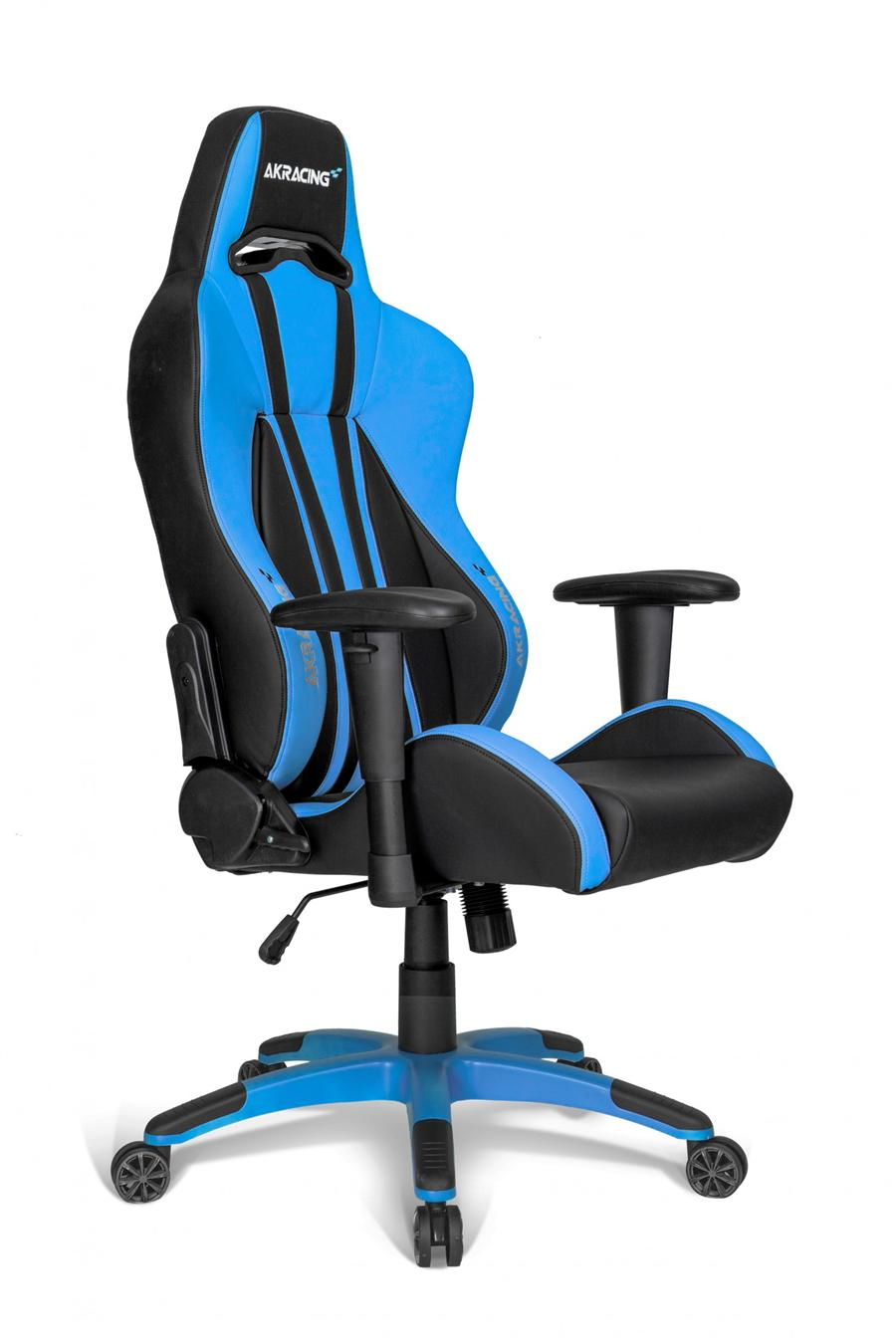 AKRACING Premium Plus Gaming Chair – Blue