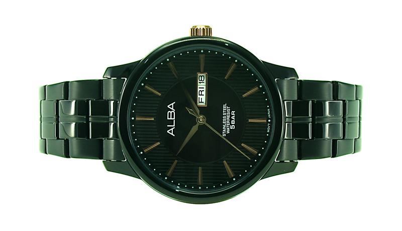Alba Men Day, Date Watch VJ43-X025BRGPVD