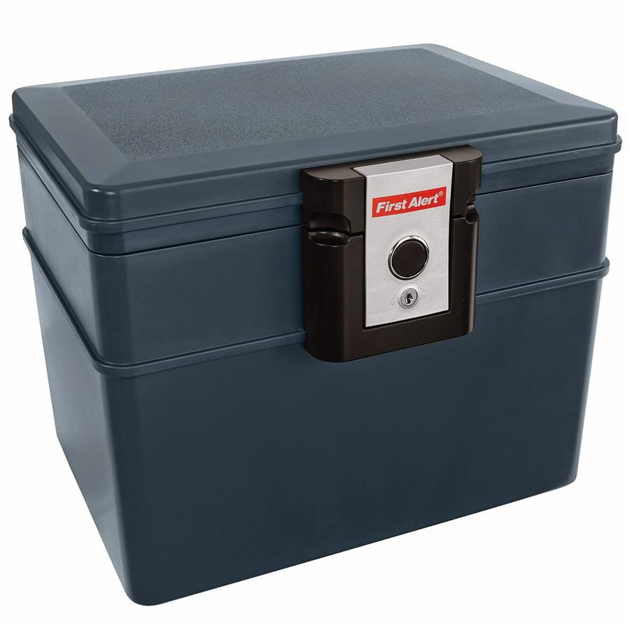 First Alert 2037F Security Waterproof/Fire Resistant File Chest