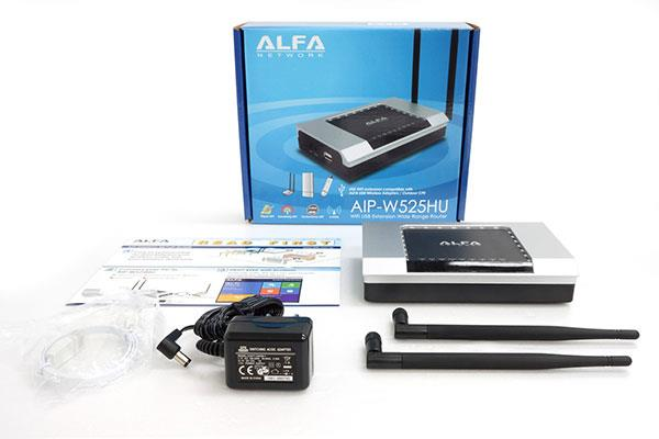 Alfa AIP-525Hu Wifi Extender Diagram ( Same funtion with R36)