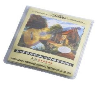 Alice A106-H Classical Nylon High Tension Guitar Strings