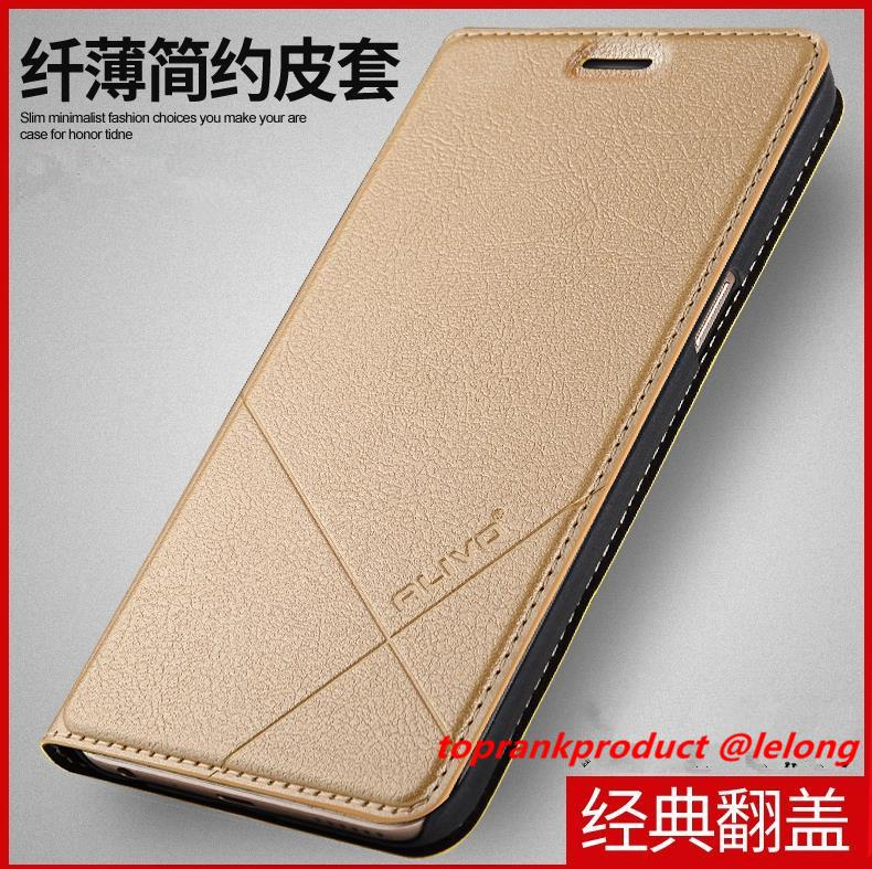 Alivo ViVO Y51 Y55 Flip PU Leather Stand Armor Case Cover Casing +Gift