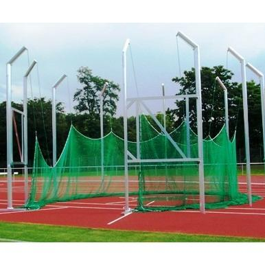 Aluminium Hammer & Discus Throw Safety Cage 5.5m Height High Quality I