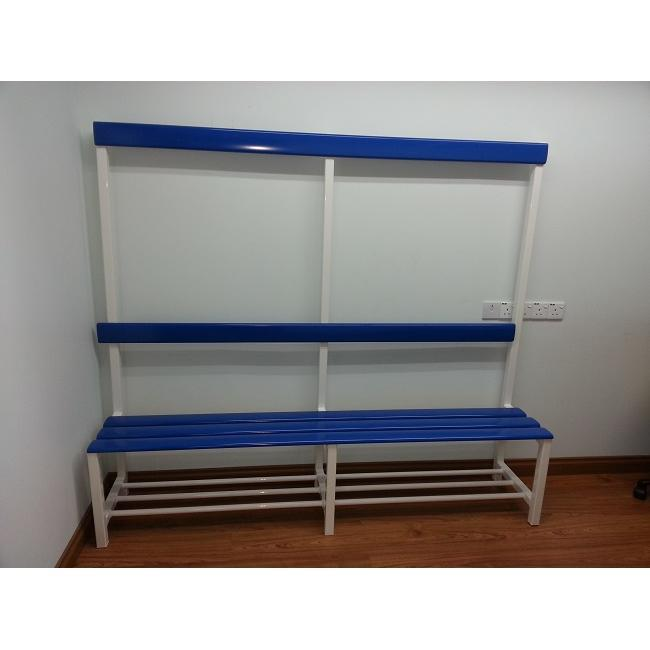 Aluminium Indoor Locker Bench | Changing Room Benches High Quality