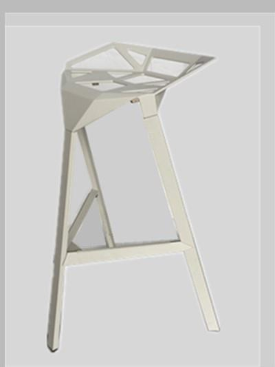 aluminium stool | bar chair | bar stool | high stool
