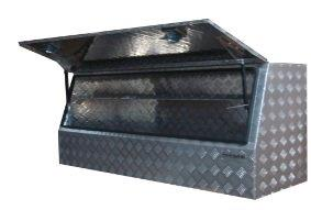 Aluminum tool box 1200*500*700mm ID008920