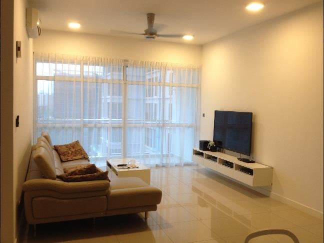 Amaya Saujana Condo for rent, Fully Furnished, Nearby Subang Airport