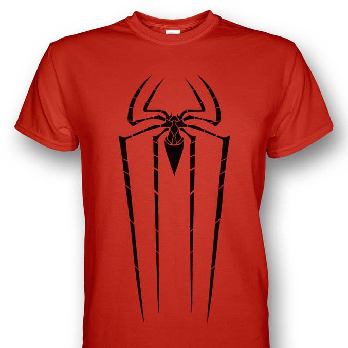 spiderman t shirt artee shirt. Black Bedroom Furniture Sets. Home Design Ideas