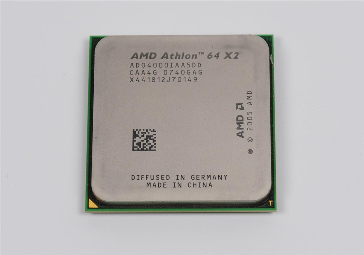 AMD Athlon 64 X2 4000+ Brisbane Dual-Core 2.1 GHz Socket AM2 Processor