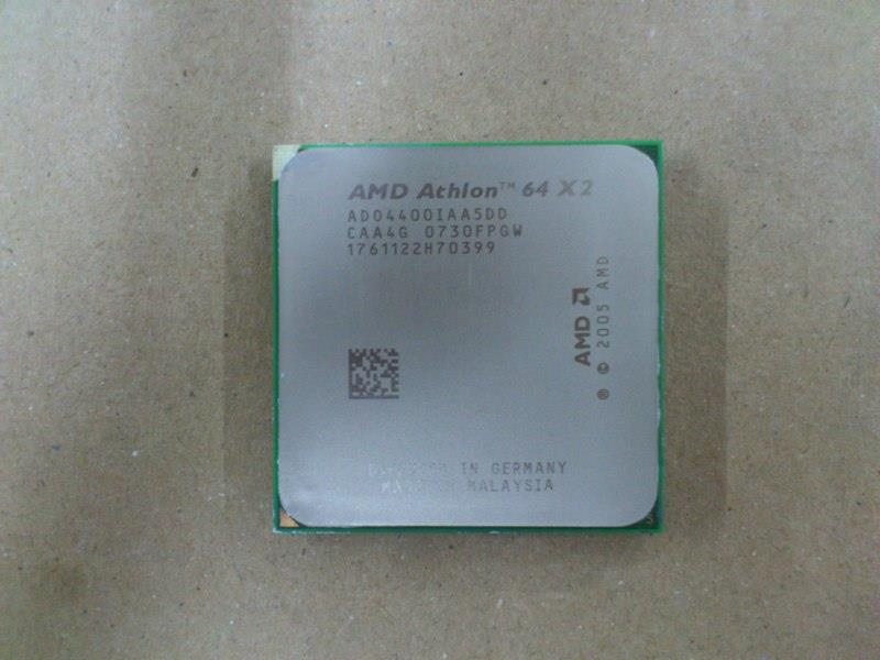 AMD Athlon 64 X2 4400+ 2.3Ghz AM2 Processor 121013