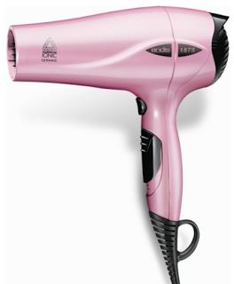 Andis Pink Tourmaline Ionic Light Weight Hair Dryer - 2 Yrs Warranty