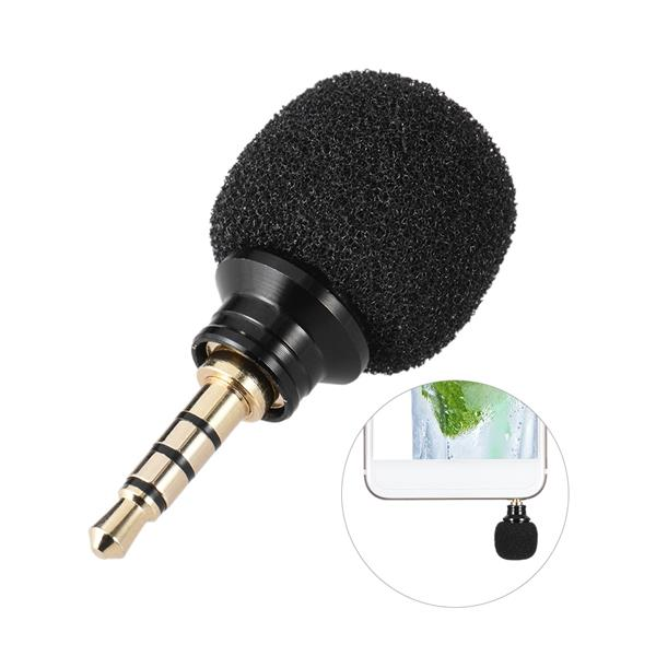Andoer Portable Mini Omni-Directional Mic Microphone for Recorder