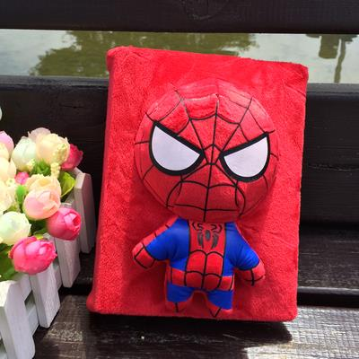 Animal & Spiderman Plush Photo Album