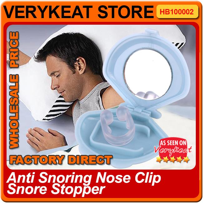 Anti Snoring Nose Clip Snore Stopper
