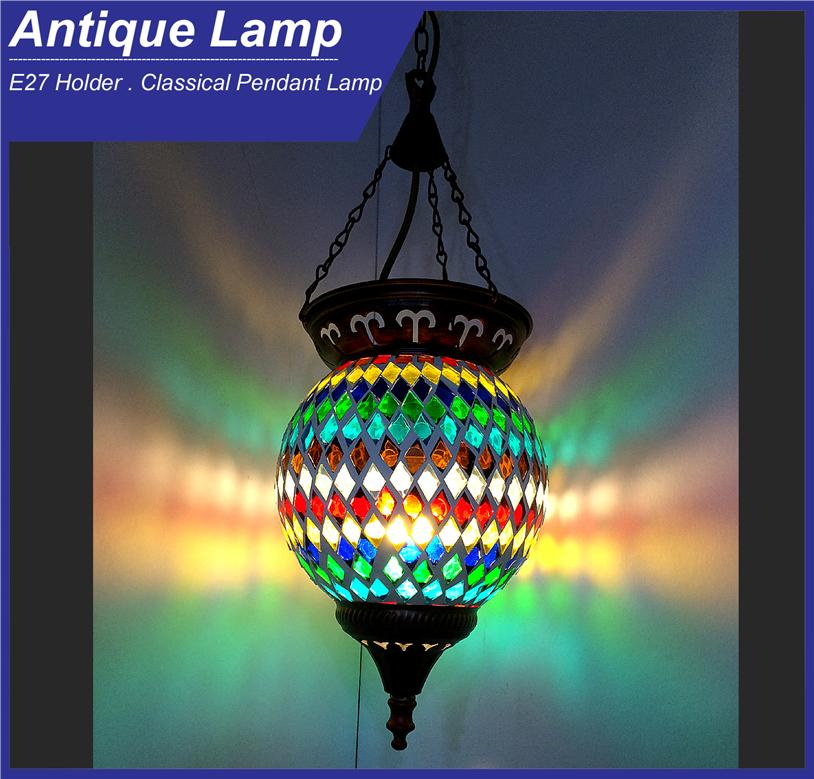 Antique Pendant Lamp Classical PL2020/ S