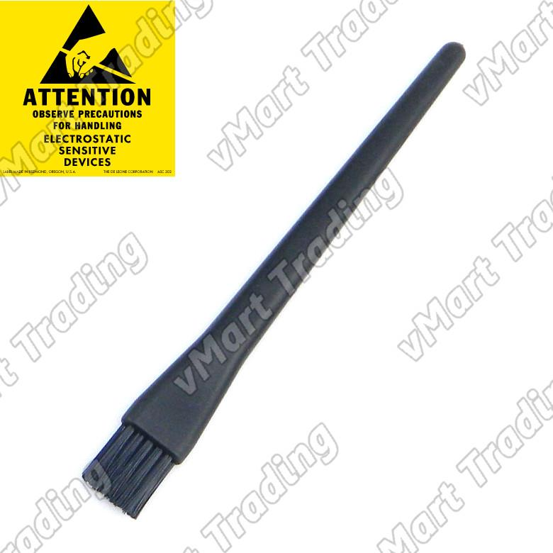 Antistatic / ESD Safe Brush Paintbrush Shape [Flat]